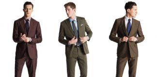 các mẫu áo vest nam đẹp