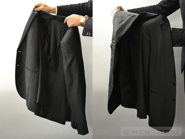 cách bảo quản áo vest nam