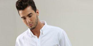 cách làm áo sơ mi trắng như mới