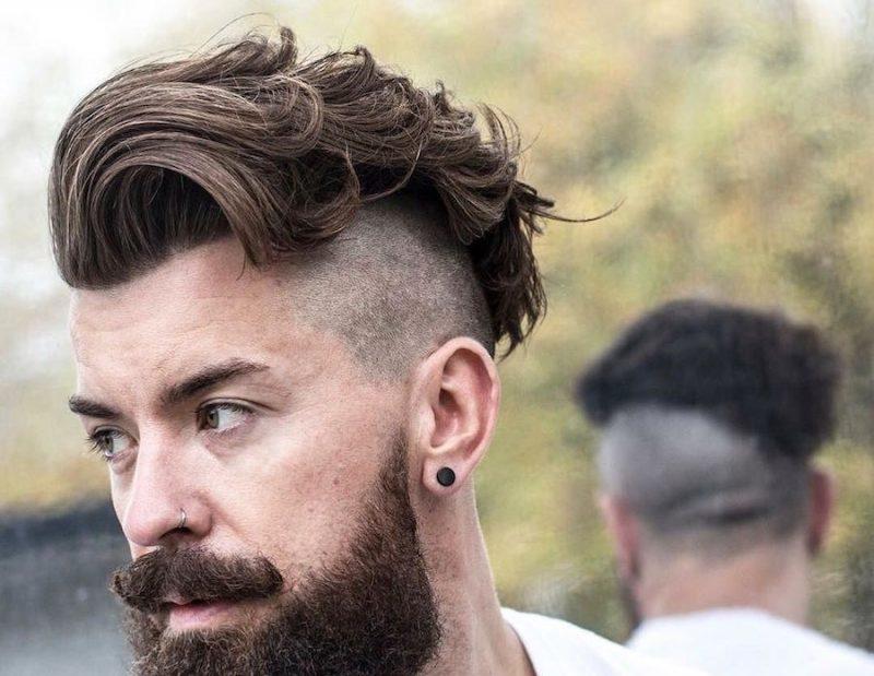 Mẫu tóc undercut nam đẹp nhất