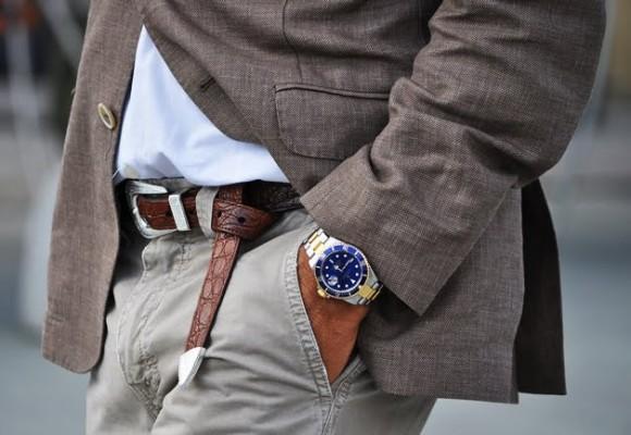 cách chọn vest khi mặc thắt lưng