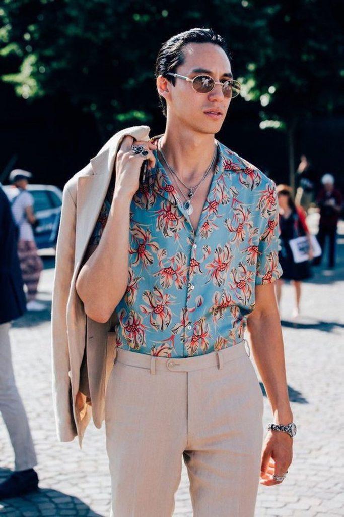 xu hướng thời trang nam