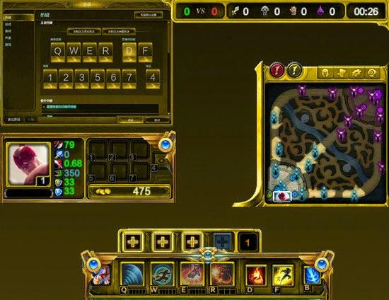 Phần mềm mod khung viền lol thách đấu mùa 6