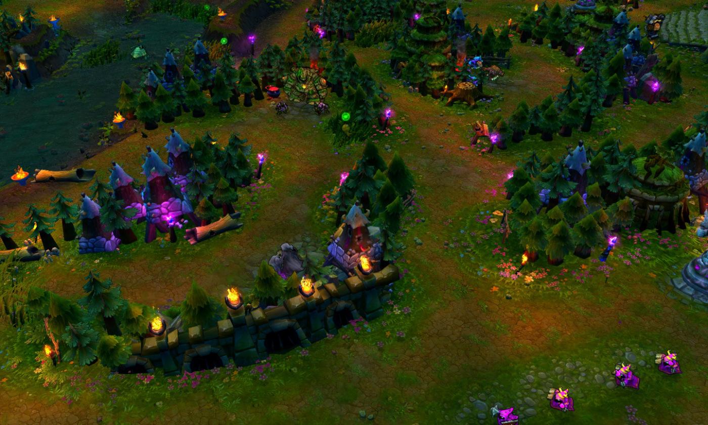 Phần mềm mod map lol 2014 đầy đủ