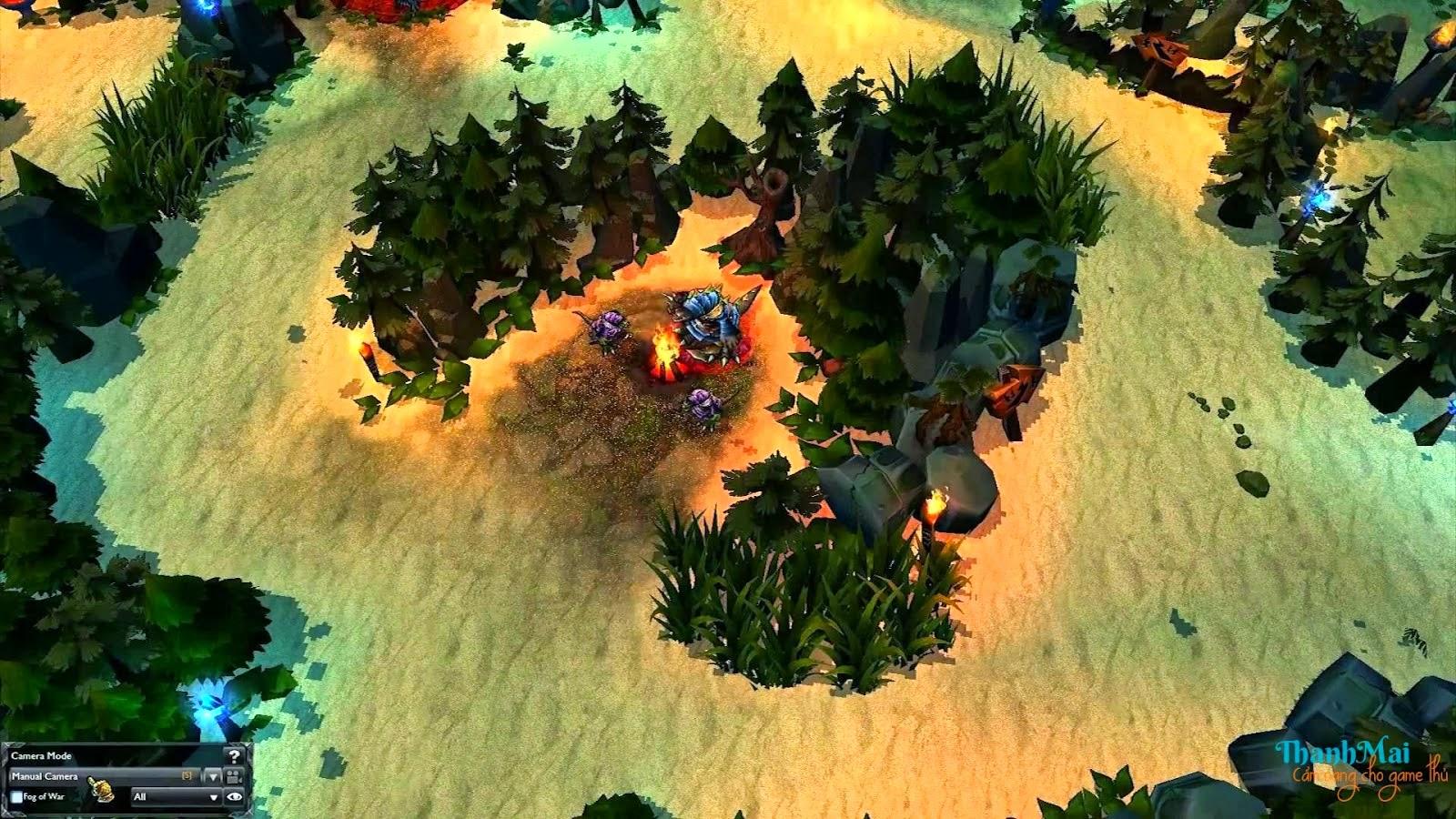 Phần mềm mod map lol bãi biển cực đẹp