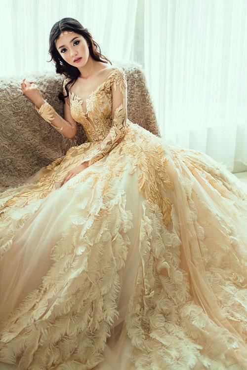 cách chọn váy cưới theo 12 cung hoàng đạo