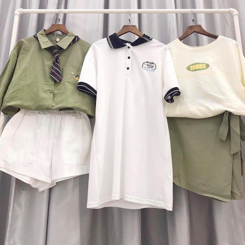 Các shop quần áo đẹp giá rẻ tại tp.HCM