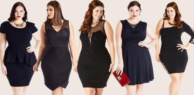 Các kiểu váy đầm đẹp cho người mập