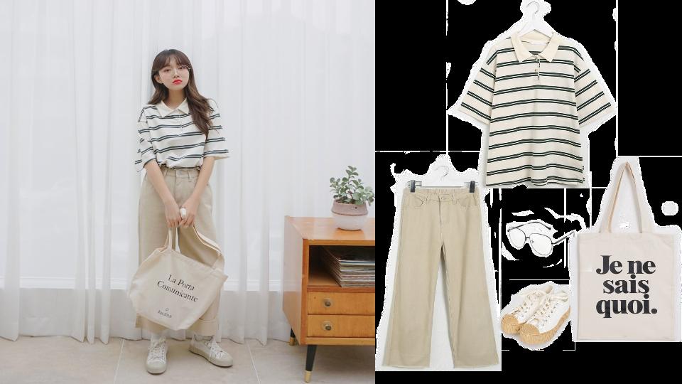 Thời trang đi học cho mùa Back to school chuẩn style Hàn Quốc