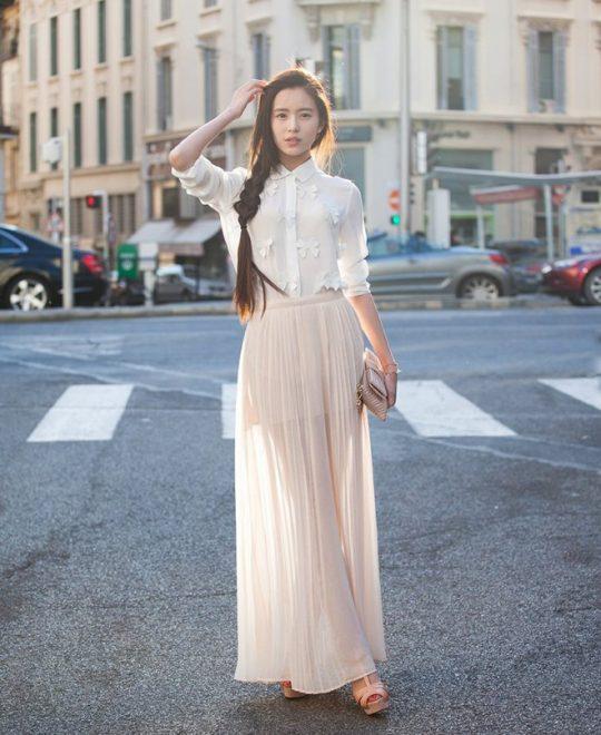 Váy Rộng