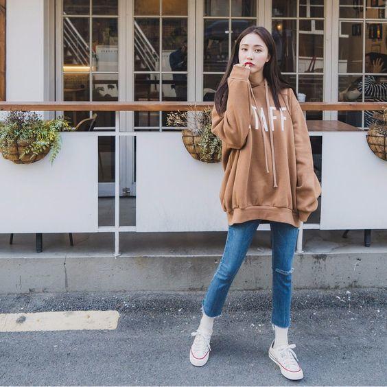 quần jean nữ năng động