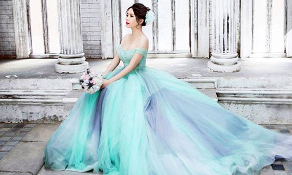 Chọn Váy cưới cho CUNG KIM NGƯU