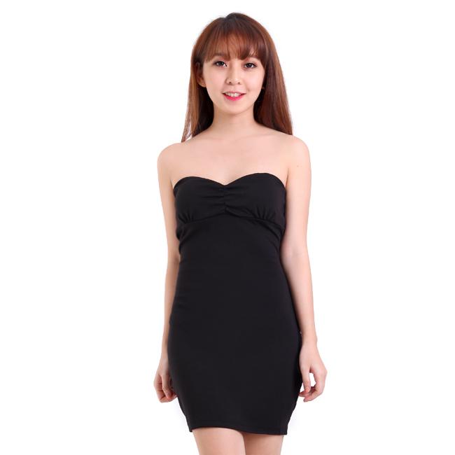 Đầm ôm dáng dài